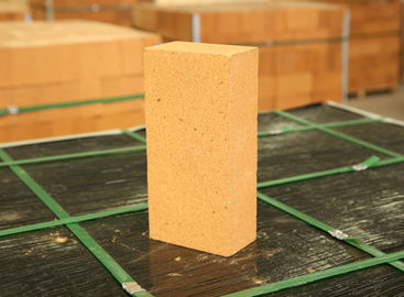SK36 Al2o3 55% Fireproof Clay Bricks Bauxite Clay Materials 1450℃ Working Temperature