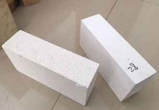 JM26 High Working Temp Heat Resistant Bricks , Lightweight Fire Brick Long Service Life