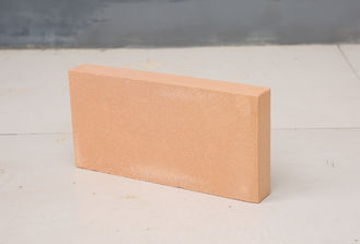1.02 - 1.7KG Ultra Lightweight Fire Brick Excellent Insulation Performance High Refractoriness