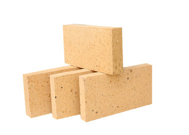 2% Fe2O3 Kiln Fire Bricks , High Alumina Lightweight Fire Brick For Industrial Furnaces