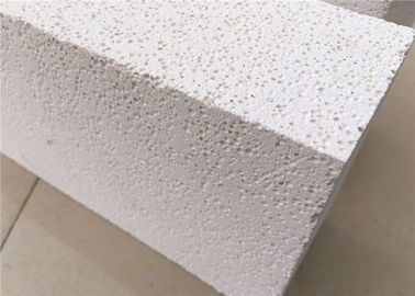 Energy Efficient Insulating Refractory Brick , Heat Proof Bricks 1200 - 1450℃ Wokring Temp