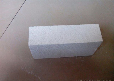 1.5 - 3% Fe2o3 Content Mullite Insulation Brick Suitable For Various Atmosphere